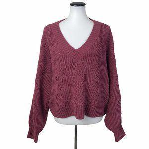 American Eagle Chenille Soft Sweater #110